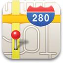 iOSの標準地図の代わりは?