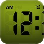 オシャレな時計アプリ「LCD Clock Lite – Clock & Calendar」の紹介