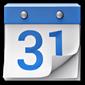 Google Calendar グーグルカレンダーアプリの画像