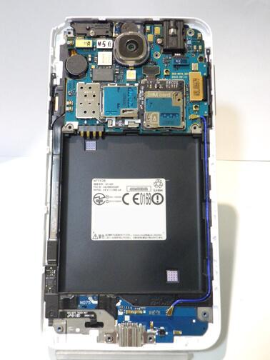SC-02F 分解画像