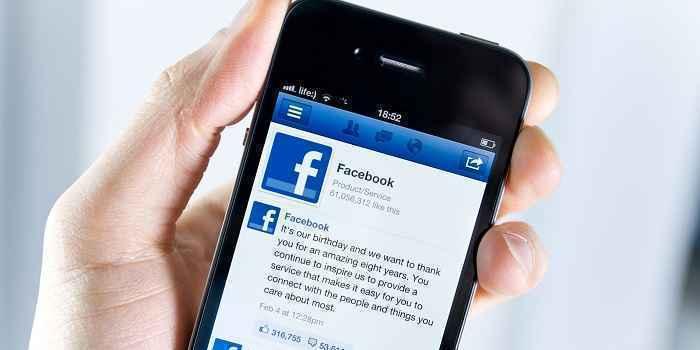 【スマホ】Facebookで死後のアカウント管理人を指定できる機能を追加