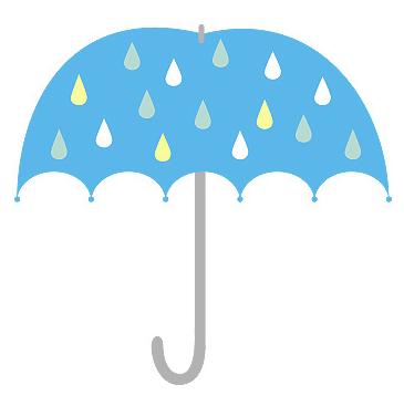 雨の日も快適に過ごす3つのポイント【スマホ】