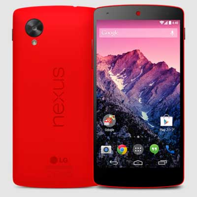 Y!mobile LG Nexus 5 EM01L LG-D821