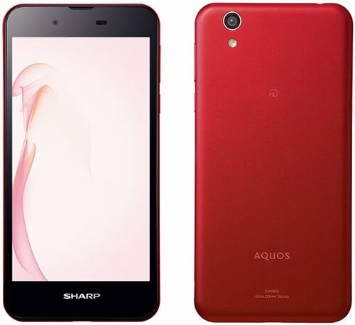 SIMフリー/ 楽天モバイル SHARP AQUOS SH-M04