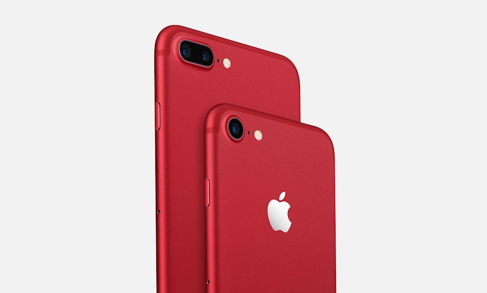 とにかく赤が好き!iPhone7/iPhone7 Plus赤モデル発売記念。愛情、情熱、活力を生むスマホを格安で手に入れる中古相場もご案内しています。