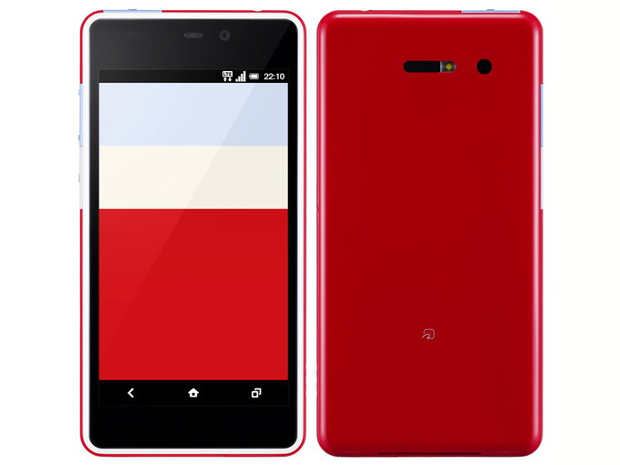 au HTC INFOBAR A02