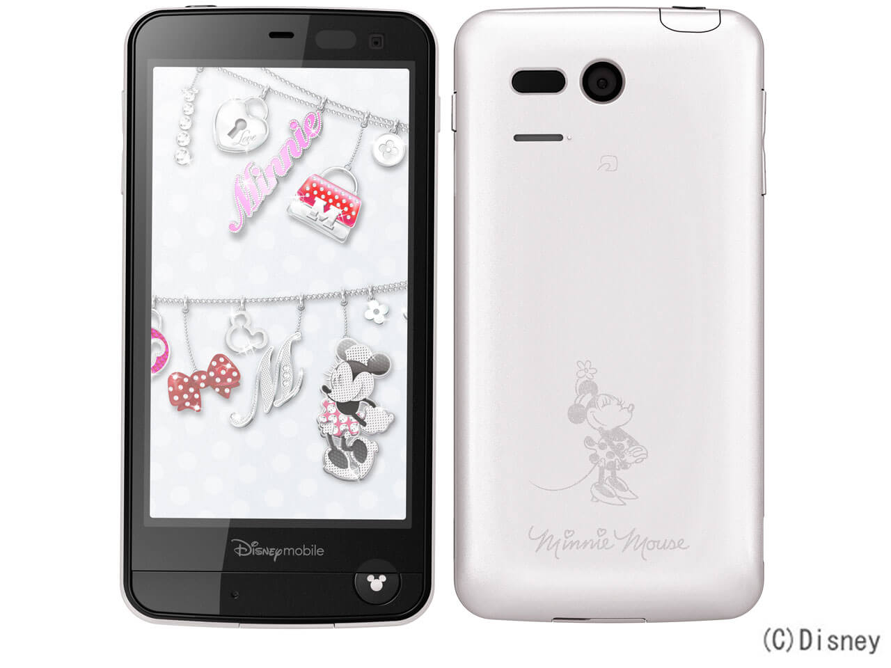 Disney Mobile SHARP Disney Mobile on SoftBank DM013SH
