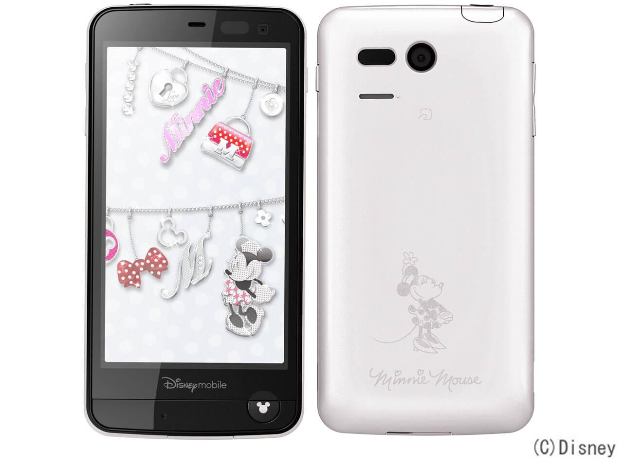 Disney Mobile SHARP Disney Mobile on SoftBank DM013SH