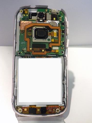 F-03E 分解画像