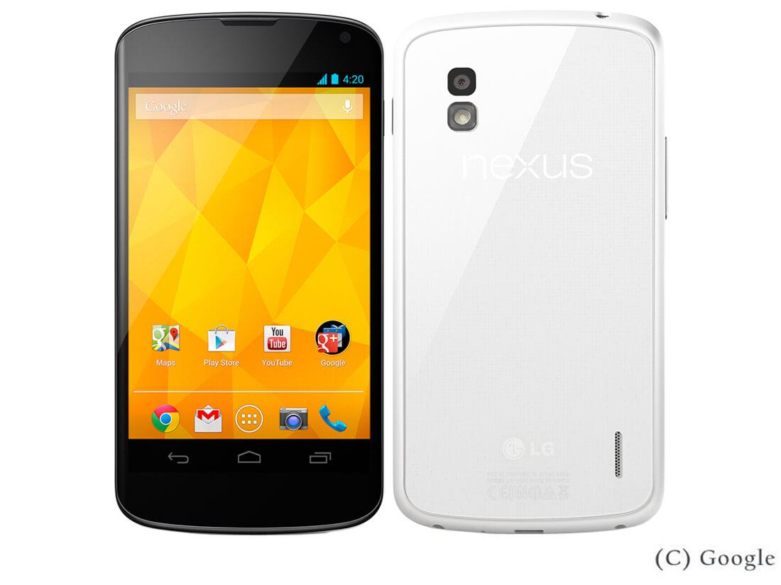 LG Nexus 4 LG-E960