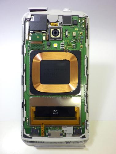 SH-06E 分解画像