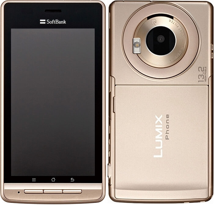 SoftBank Panasonic LUMIX Phone 101P