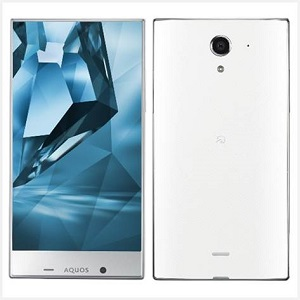 SoftBank SHARP AQUOS CRYSTAL X 402SH