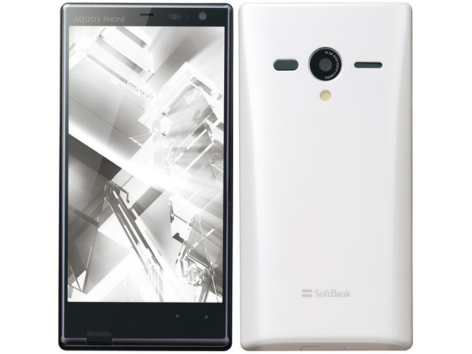 SoftBank SHARP AQUOS PHONE Xx 203SH