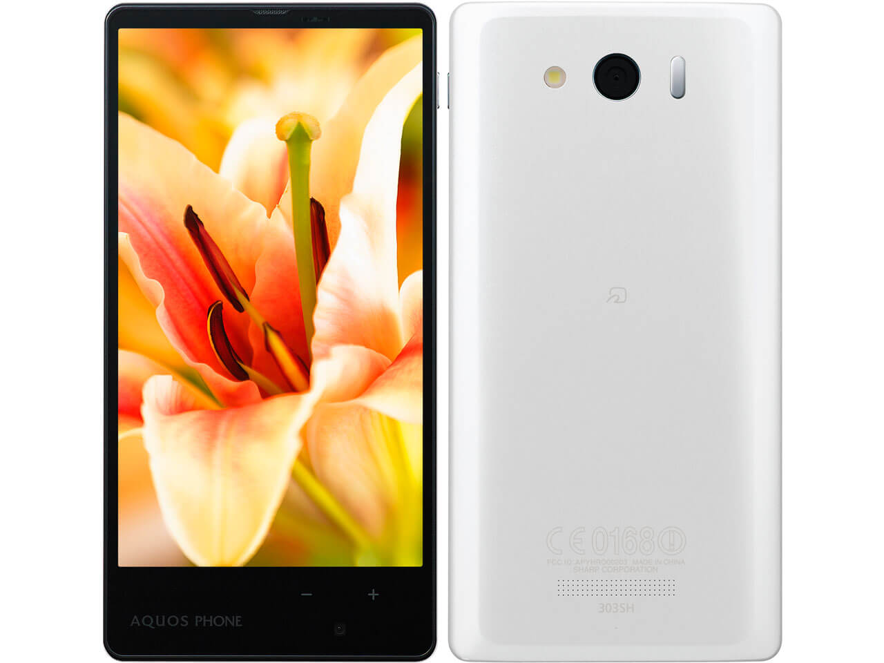 SoftBank SHARP AQUOS PHONE Xx mini 303SH