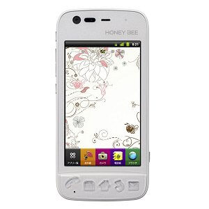 WILLCOM Kyocera HONEY BEE WX06K