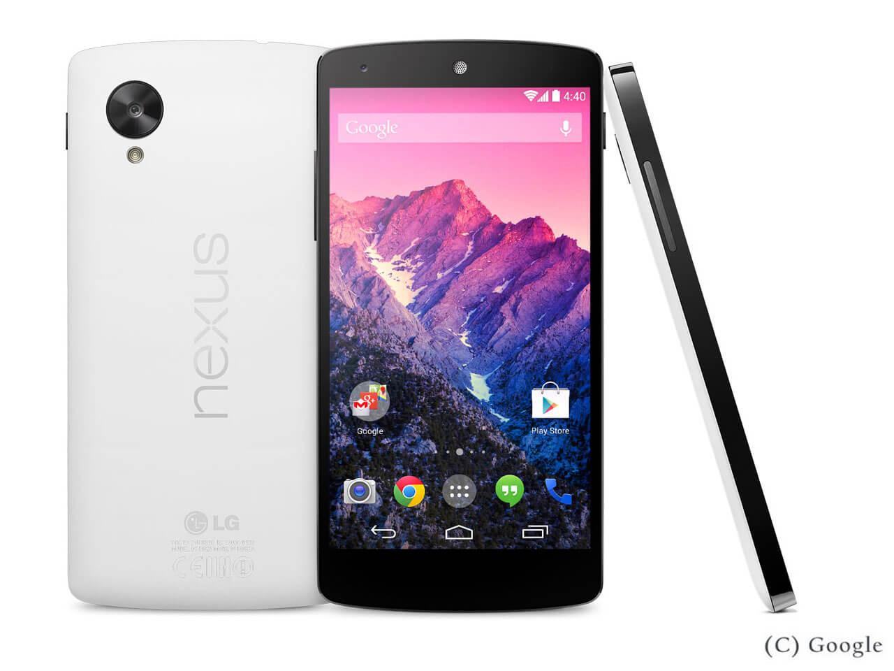 Y!mobile LG Nexus 5 EM01L