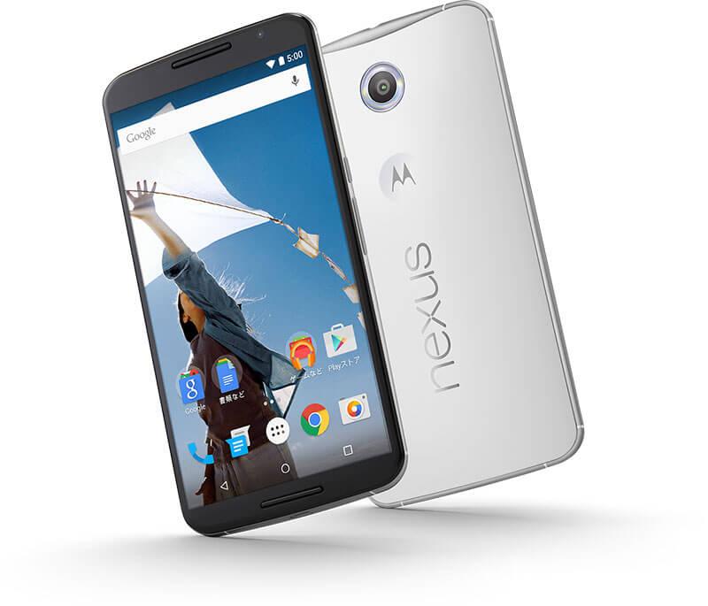 Y!mobile MOTOROLA Nexus 6 XT1100