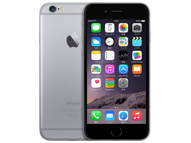 docomo Apple iPhone 6