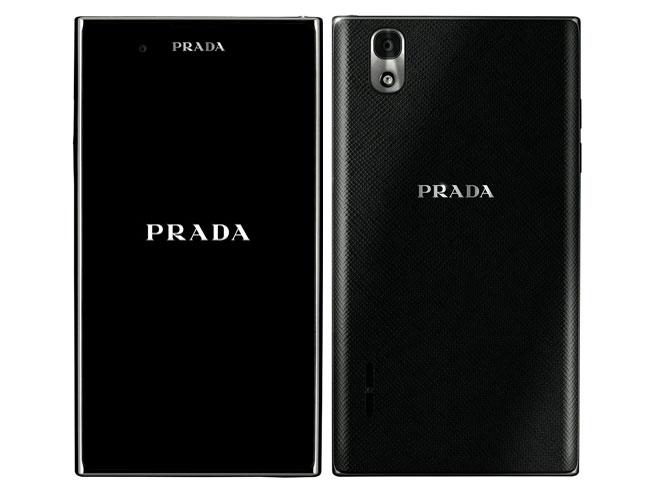 docomo LG PRADA phone by LG L-02D