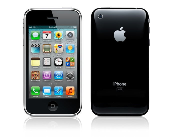 Softbank Apple iPhone 3GS