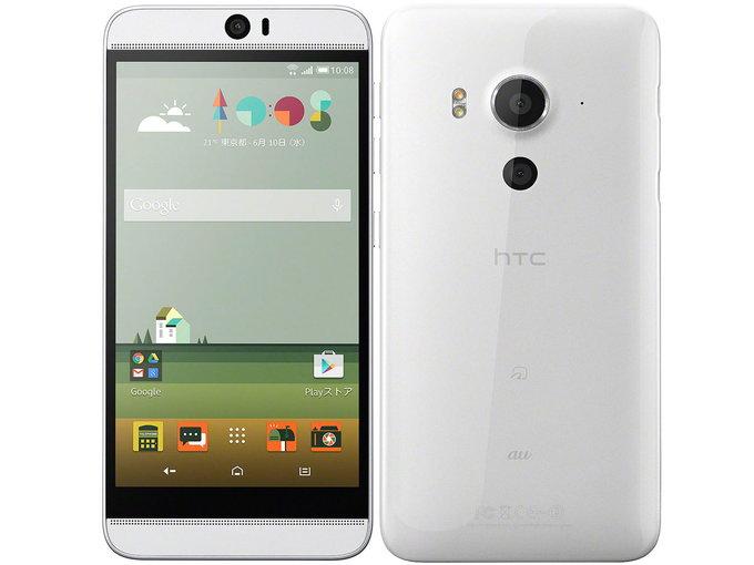 au HTC J butterfly HTV31