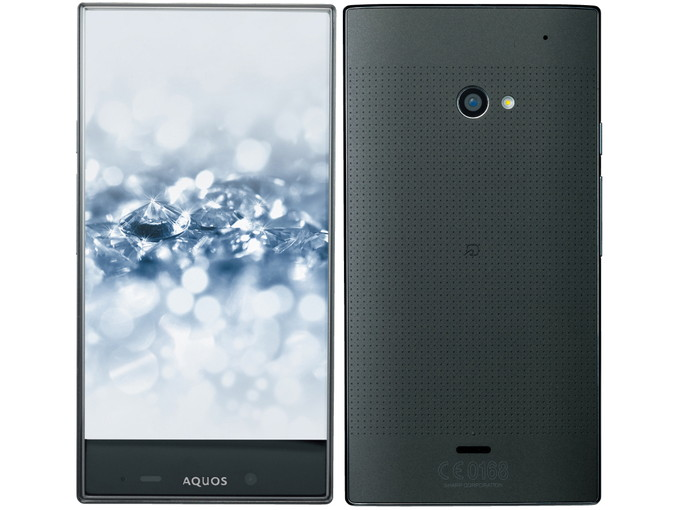 Softbank SHARP AQUOS CRYSTAL 2 403SH