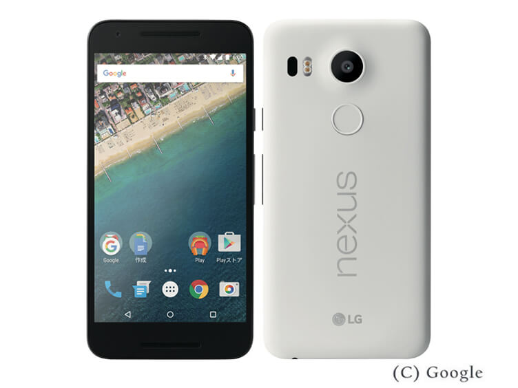 Y!mobil LG Nexus 5X LG-D821