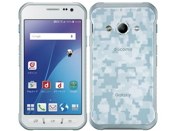 docomo SAMSUNG Galaxy Active neo SC-01H