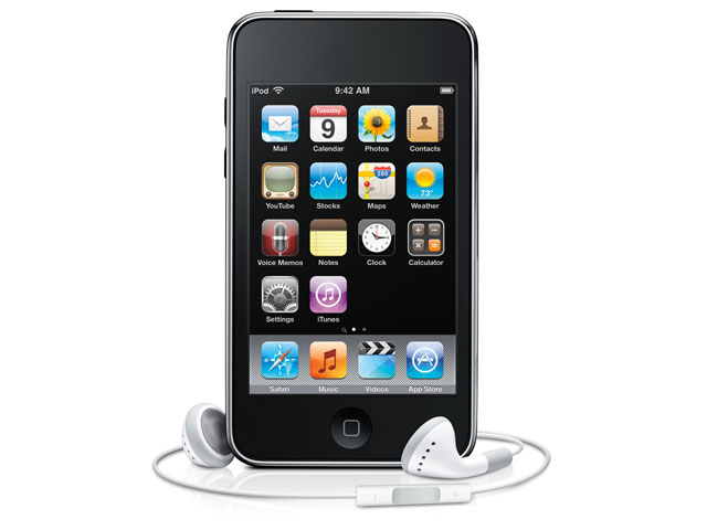 iPod touch 第3世代