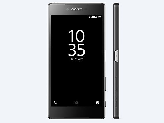 SIMフリー SONY Xperia Z5 Premium Dual E6833の写真