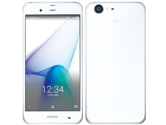 SoftBank SHARP AQUOS Xx3  506SH