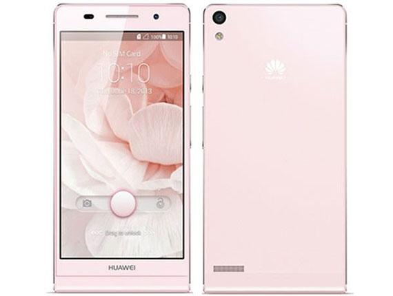 SIMフリー Huawei/ファーウェイ Ascend P6 P6S-L04