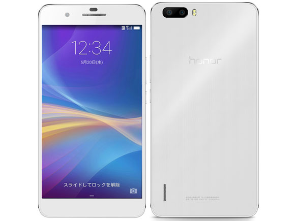 Huawei honor6 Plus PE-TL20