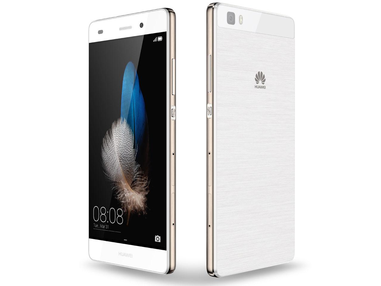 SIMフリー Huawei/ファーウェイ P8 Lite ALE-L02