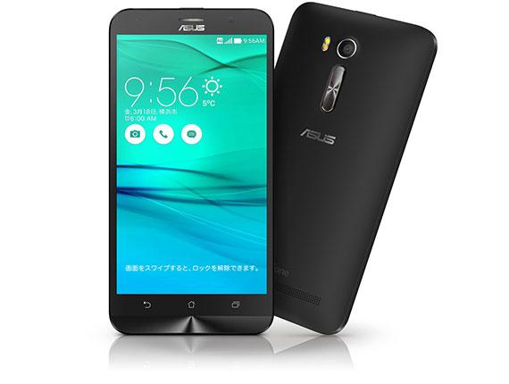 エイスース-ZenFone Go-ZB551KL