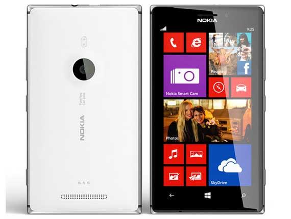 SIMフリー-Nokia/ノキア-LUMIA 925-Nokia Lumia 925 ホワイト