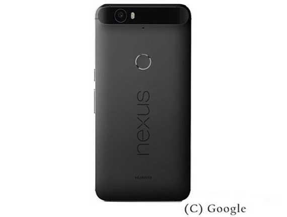 SIMフリー google/グーグル Nexus 6P 64GB H1511/H1512 グラファイト