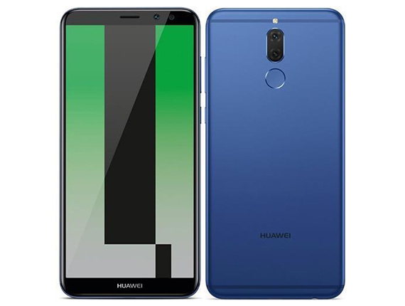Huawei_Mate 10 lite_Aurora Blue