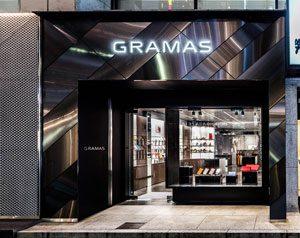 スマホステーション GRAMAS GINZA ONE 店舗写真