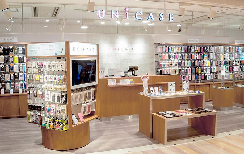 UNiCASE アミュエスト博多 店舗写真